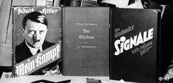 Hitlers Mein Kampf und andere antisemitische Schriften