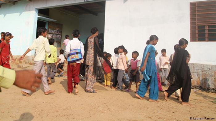 Kinder in Rajasthan Prostitution Nirvanavan Foundation (Lauren Farrow)