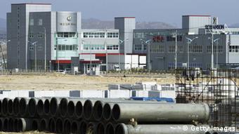 Blick auf die nordkoreanische Sonderwirtschaftszone Kaesong. (Foto: Getty Images)