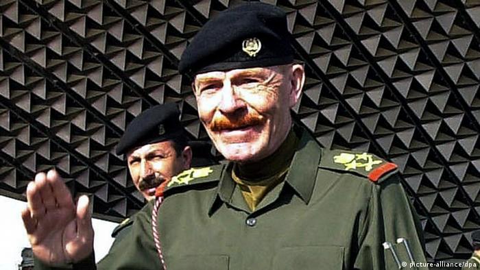 عزت ابراهیم الدوری، معاون پیشین صدام حسین
