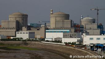 Atomkraftwerk Jiaxing (Foto: Picture alliance/dpa)