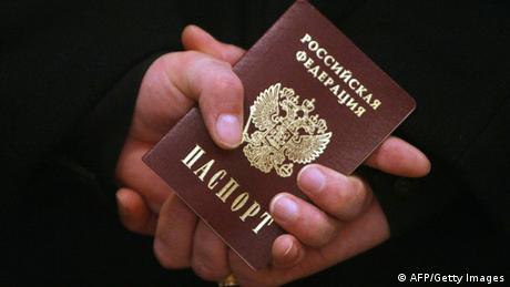 З часу анексії Криму місцеві жителі можуть купувати SIM-карти для мобільників тільки з паспортом РФ. Але з виданими на півострові документом не дають візу в посольствах країн ЄС і США. У виграші опинилися кримські пенсіонери, що отримали паспорти РФ. Пенсія у них зросла до рівня російської, а пенсійний вік для жінок знизився з 60 до 55 років.