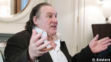 Russland Sochi Sotschi Gerard Depardieu Wladimir Putin