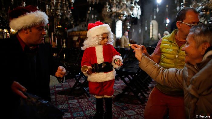 Christlich-Orthodoxes Weihnachtsfest 2012 2013