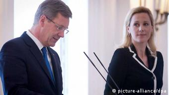 Christian Wulff i supruga Bettina Wulff.