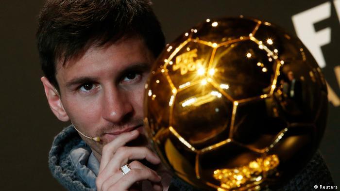 Kao mali je već sanjao o tome da ovaj trofej drži u rukama