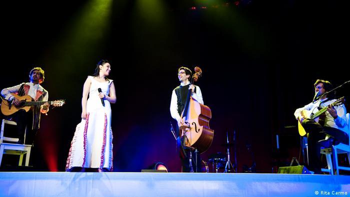 Die portugiesische Band Deolinda Copyright: Rita Carmo