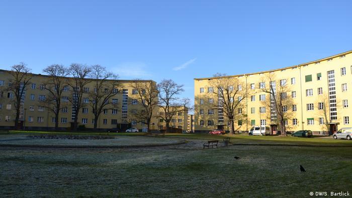 Siegfried Platz in Leipzig Copyright: DW/Silke Bartlick
