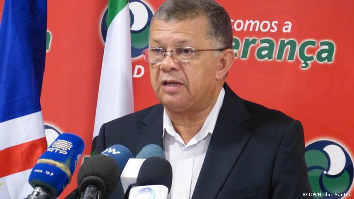 Carlos Veiga Kapverden