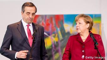 Merkel kërkon nga Samaras premtime të qarta për kursime dhe reforma