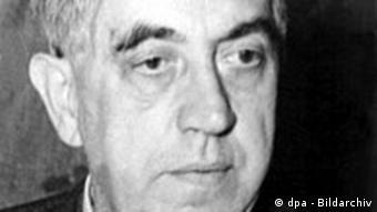 Бывший бургомистр берлина Эрнст Ройтер
