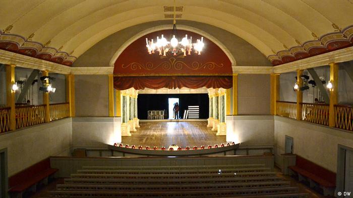 Театр Ґете у Бад Лаухштедті