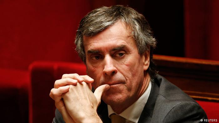French Junior Minister for Budget Jerome Cahuzac REUTERS/Charles Platiau