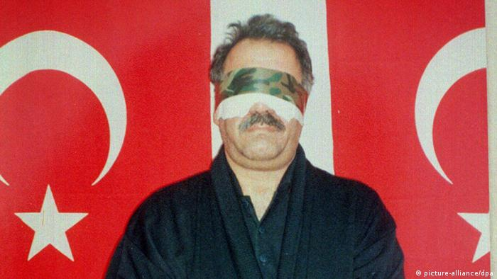 Abdullah Ocalan (picture-alliance/dpa)