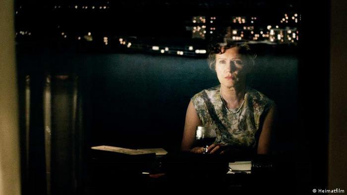 A still from the film Hannah Arendt by Margarethe von Trotta