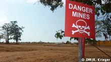Minenfelder in Angola 10 Jahre nach Bürgerkrieg