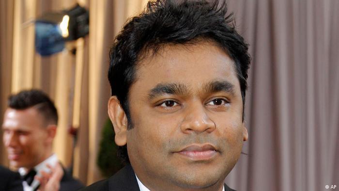 Indien Musik Komponist A R Rahman