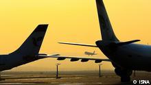 Bildergalerie Iran Schuldenkrise Flugverkehr