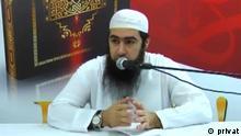 Prediger Abu Dujana aus Bonn; Copyright: privat
