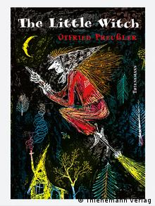 Cover of the English version of Otfried Preussler's The Little Witch