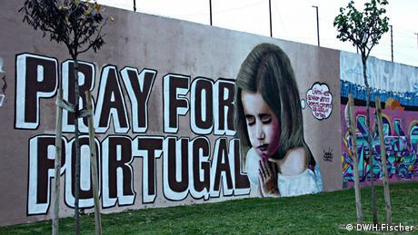 Bildergalerie Portugal: Mit Street Art gegen die Krise