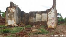 Ruine in Yumbe