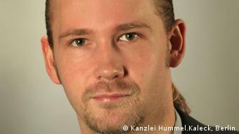 Sebastian Scharmer (photo: Kanzlei Hummel)