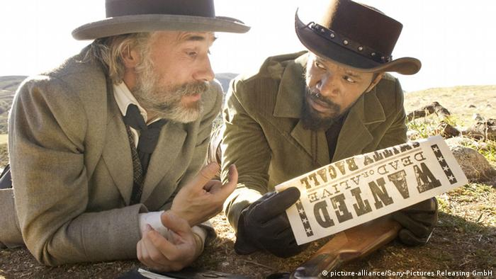 A scene from Django Unchained Photo: Sony Pictures Releasing GmbH