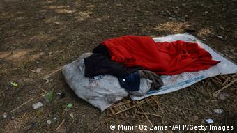 Bangladesch Kältewelle Opfer