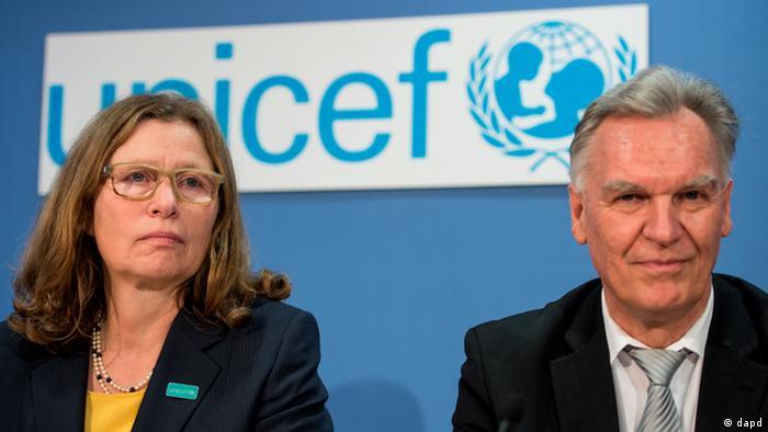Anne Lütkes i Jörg Ziercke