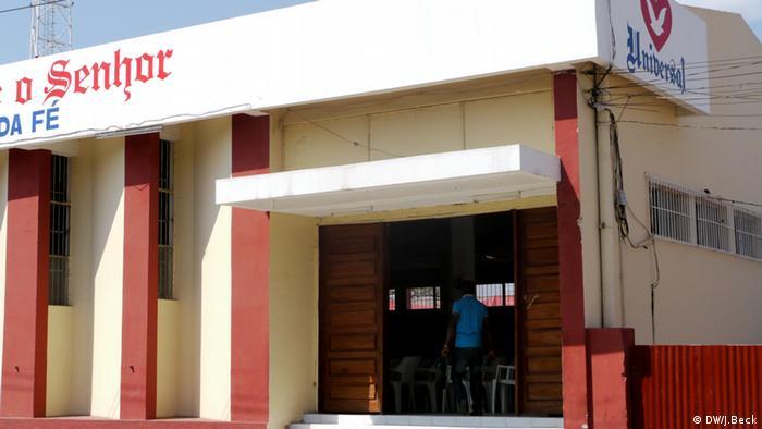 IURD, Igreja Universal do Reino de Deus em Moçambique