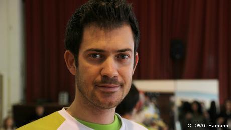 Pedro Mourao, Mitbegründer von Artivarte Foto: Greta Hamann