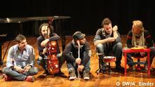 Italienische Band Rimbamband