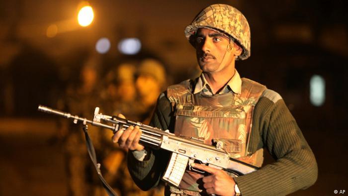 Indien Pakistan Grenzkonflikt Kaschmir