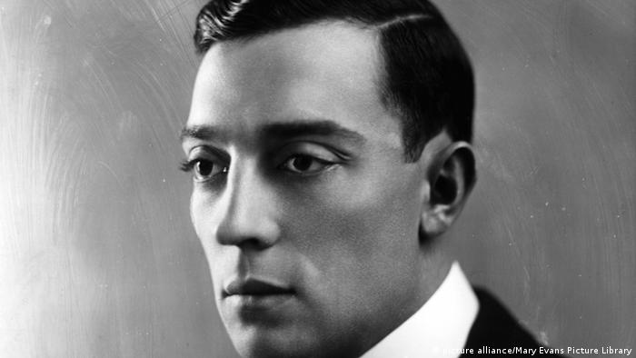 BUSTER KEATON (Mary Evans Picture Library)