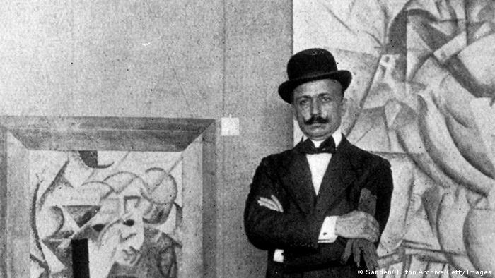 Filippo Tommaso Marinetti Futurismus