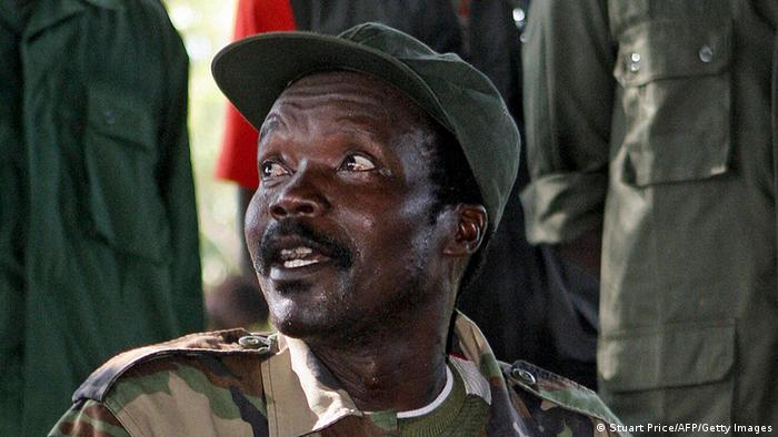 A photo of Jospeh Kony taken in 2006 (Photo: STUART PRICE/AFP/Getty Images)
