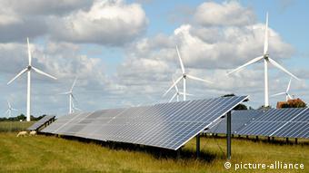 Energías renovables, ¿el futuro?