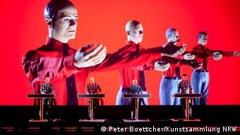 Kraftwerk Ausstellung in Düsseldorf (Foto: Peter Boettcher/Kunstsammlung NRW)