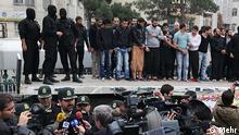 Iranische Polizei