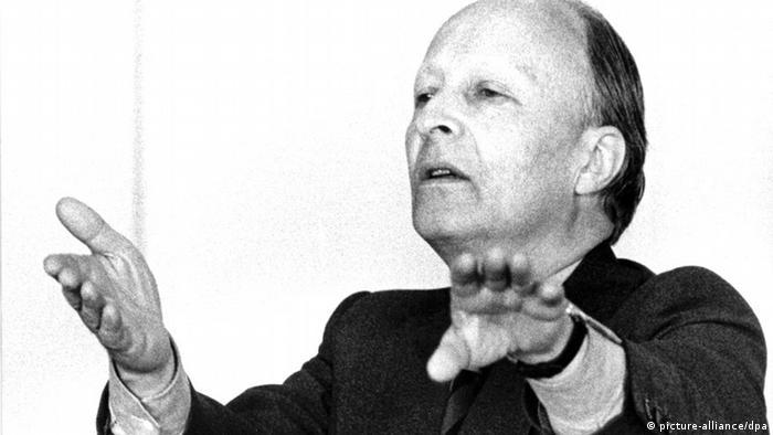 El polaco Witold Lutoslawski es autor de una música muy personal