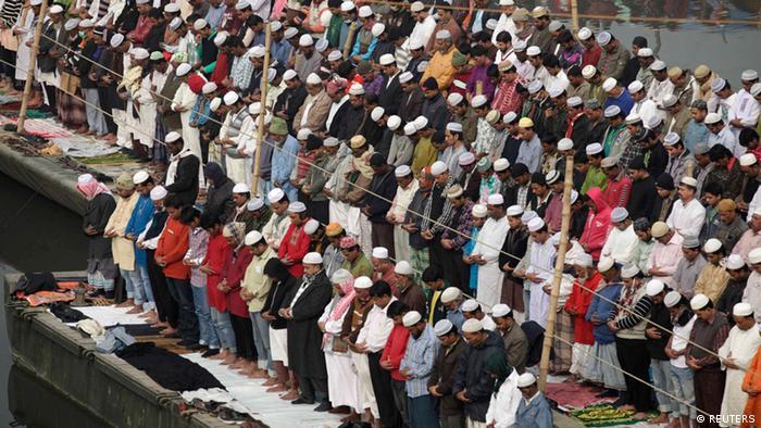 Biswa Ijtema Bangladesch (REUTERS)