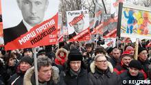 Moskau Proteste Adoptionsverbot