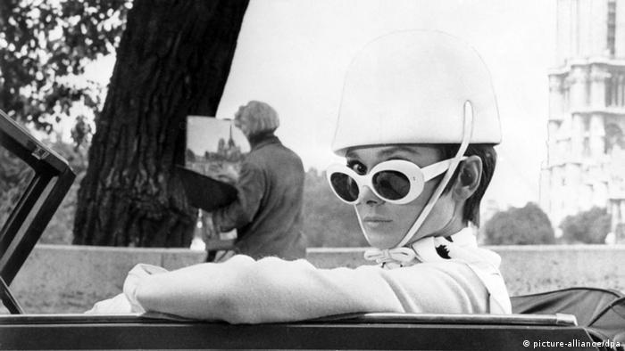 Audrey Hepburn in 'How to Steel a Million?'