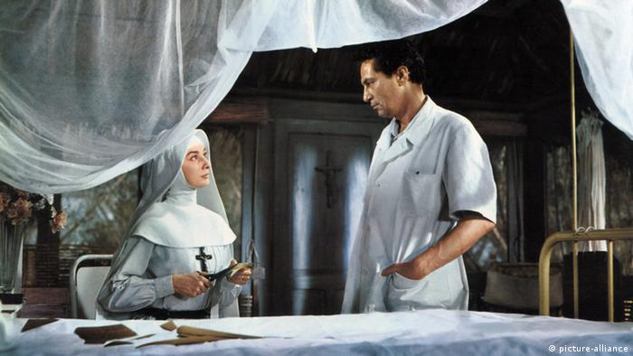 Audrey Hepburn in 'The Nun's Story'