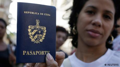Kuba Neue Reisebestimmungen (REUTERS)