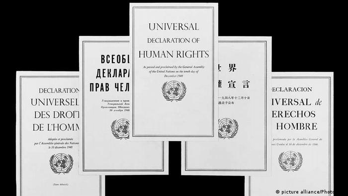 UN-Menschenrechtscharta