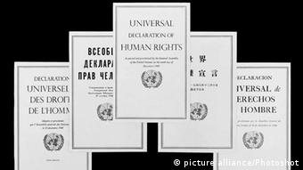 حق پناهندگی در بیانیه حقوقبشر سازمان ملل از جمله حقوق پایهای به شمار میآید