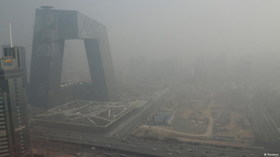 Smog vernebelt Megastädte | DW | 12.06.2013