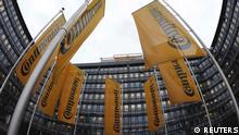 Continental AG Automobilzulieferer Wachstumsprognose